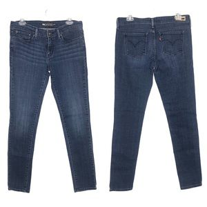Levi's slight Curve Modern Rise Skinny Jeans